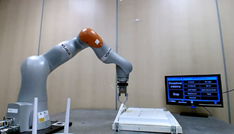 Collaborative robotics – A way to ease recycling and enhance labour market inclusion