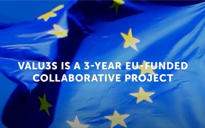 VALU3S video teaser is OUT!