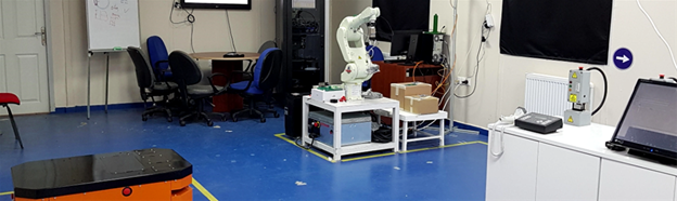Verification and validation methods for industrial robots